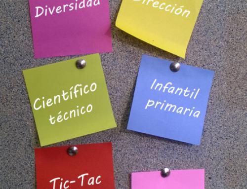 Coordinaciones de Grupos de Trabajos en Centros (Presentación)