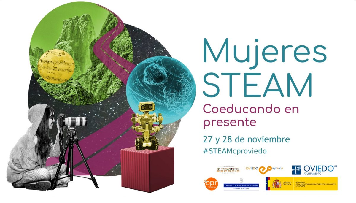 Mujeres STEAM