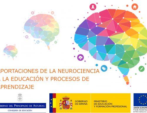 Aportaciones de la Neurociencia a la educación y procesos de aprendizaje
