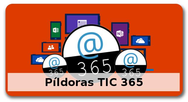 PildorasTIC365