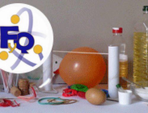 Recursos de experimentos científicos con materiales caseros #tepuedeinteresar