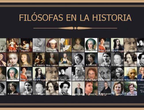 Filósofas en la Historia. #compartomisrecursos