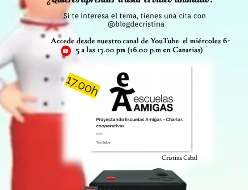 #tepuedeinteresar Webinar sobre video animado