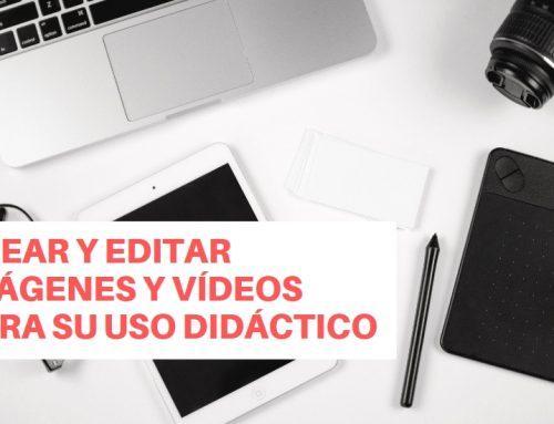 """Lista de personas admitidas al curso """"Crear y editar imágenes y vídeos para su uso didáctico"""""""