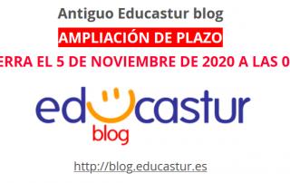 cierre Educastur blog