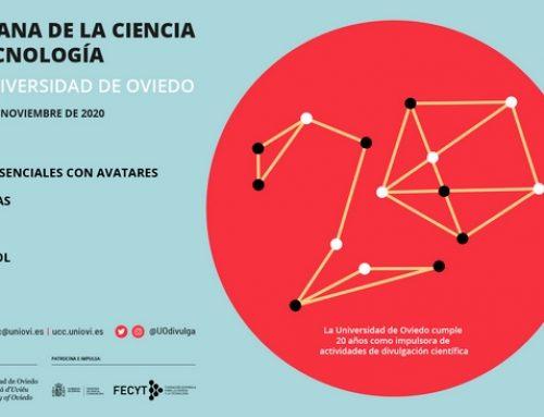 XX Semana de la Ciencia y la Tecnología de la Universidad de Oviedo