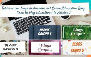 Muro colaborativo Blogs