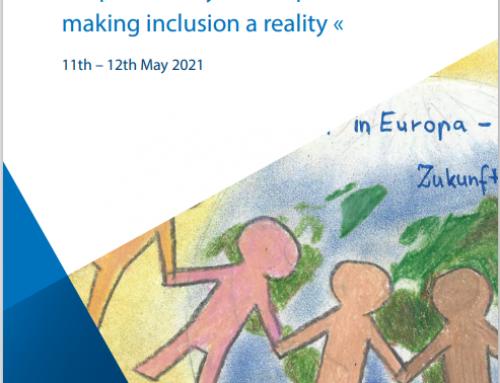 """Materiales de la Conferencia y Seminario de contacto Erasmus+: """"Pupil mobility in Europe – making inclusion a reality"""""""