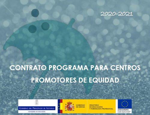 Formación de acompañamiento Contrato Programa. Última sesión conjunta curso 2020-21