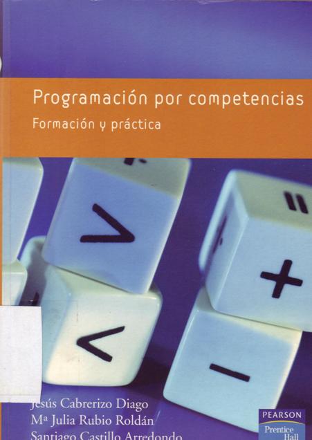 Programación por competencias