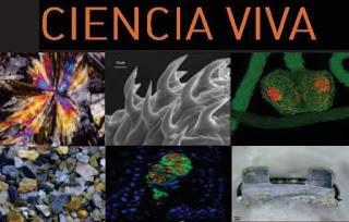Ciencia Viva 2018. (Aviso importante modificación de programa: la primera sesión se cambia al martes 30 de enero)