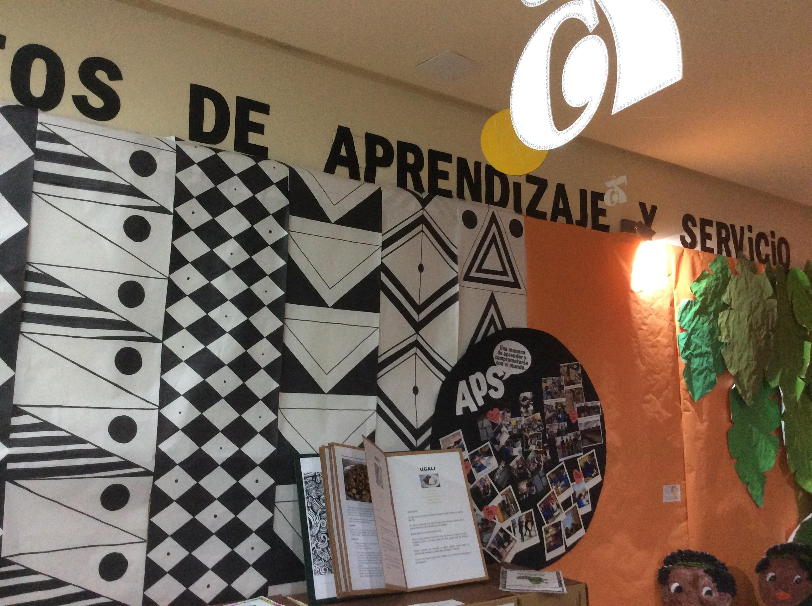 Proyecto de ApS en el COL La Inmaculada de Oviedo
