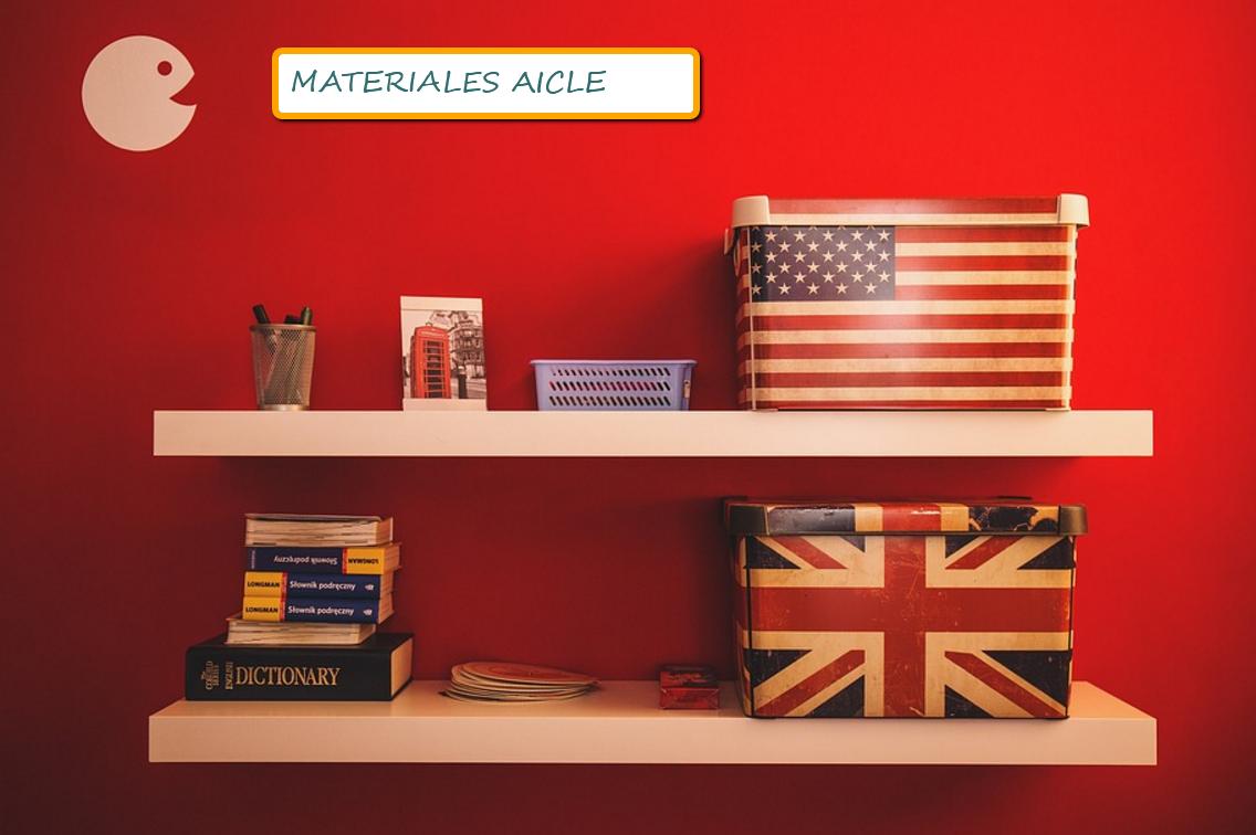 Elaboración de materiales didácticos AICLE para Ciclos Formativos GS