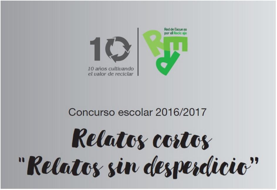 Ganadores del concurso de relatos cortos: Con R de Relatar_COGERSA