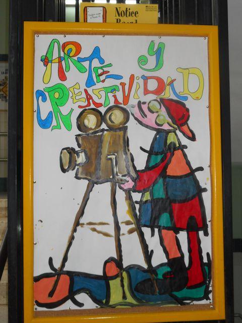 """Semana Cultural: """"Arte en la escuela"""" CP Veneranda Manzano"""