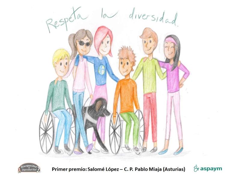CP Pablo Miaja, premio a la inclusión