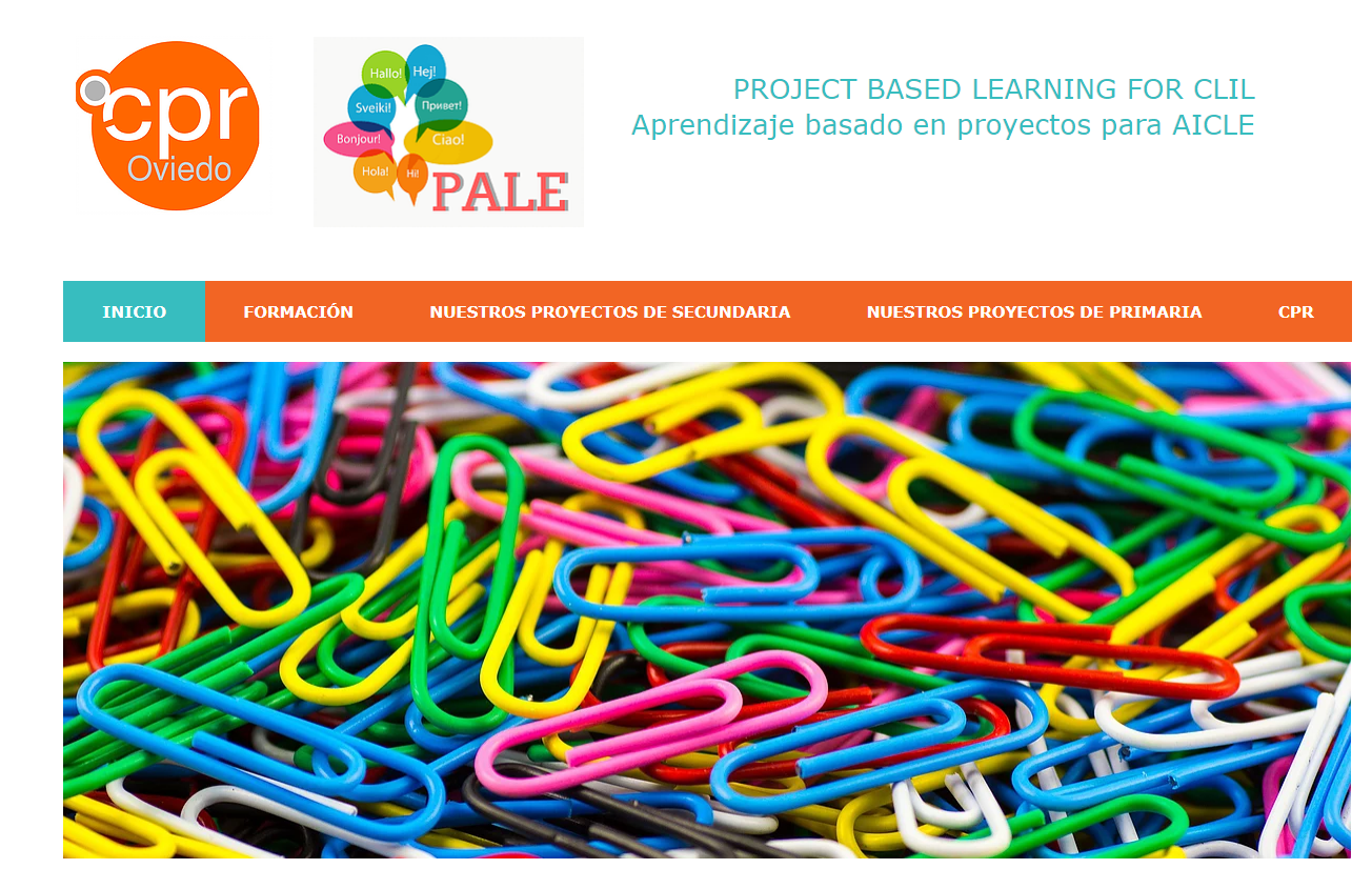 Materiales Project Based Learning for CLIL