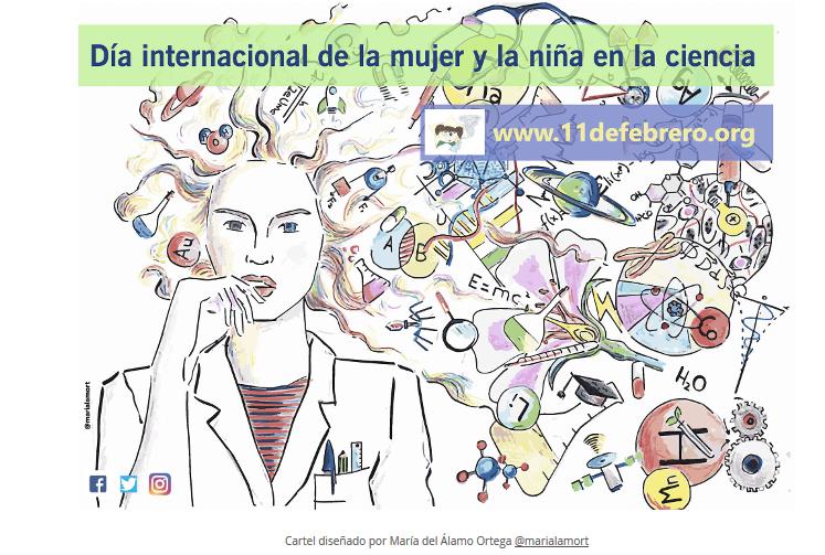 Día Internacional de la Mujer y la Niña en la Ciencia. 11 de febrero de 2018