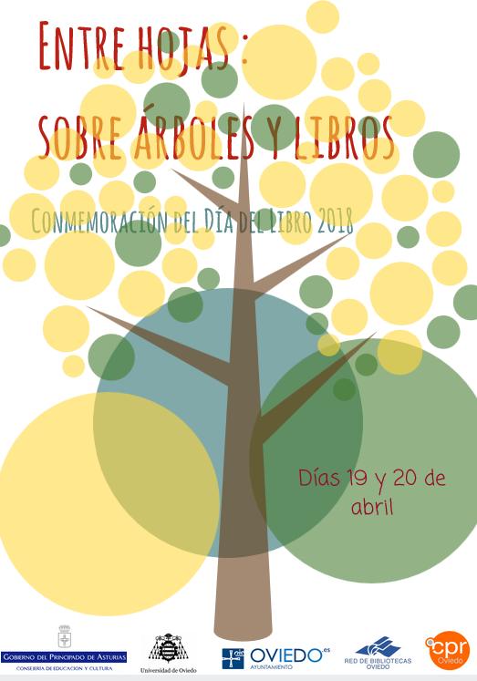 Entre hojas: sobre árboles y libros