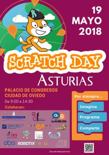 Scratch Day Asturias 2018