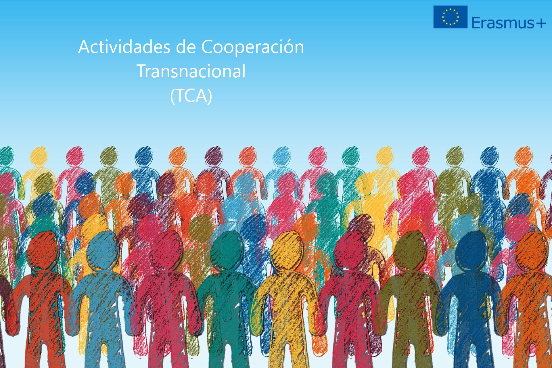 Actividades de Cooperación Transnacional (TCA) Educación Escolar