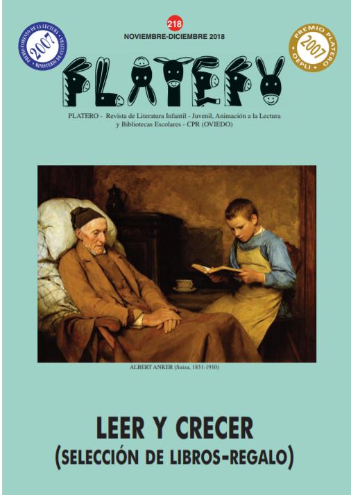 Leer y crecer (selección de libros – regalo)
