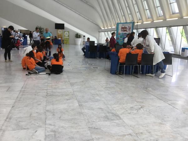 Celebración Scratch Day Asturias 2019
