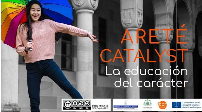 """Cierre del Proyecto """"ARETÉ CATALYST: La educación del carácter"""""""