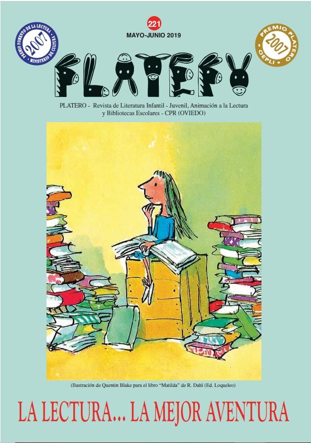 La lectura… la mejor aventura. Nº 221 (Mayo-Junio 2019)