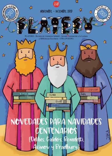 Novedades para Navidades. Centenarios. Nº 228 (Noviembre- Diciembre 2020)