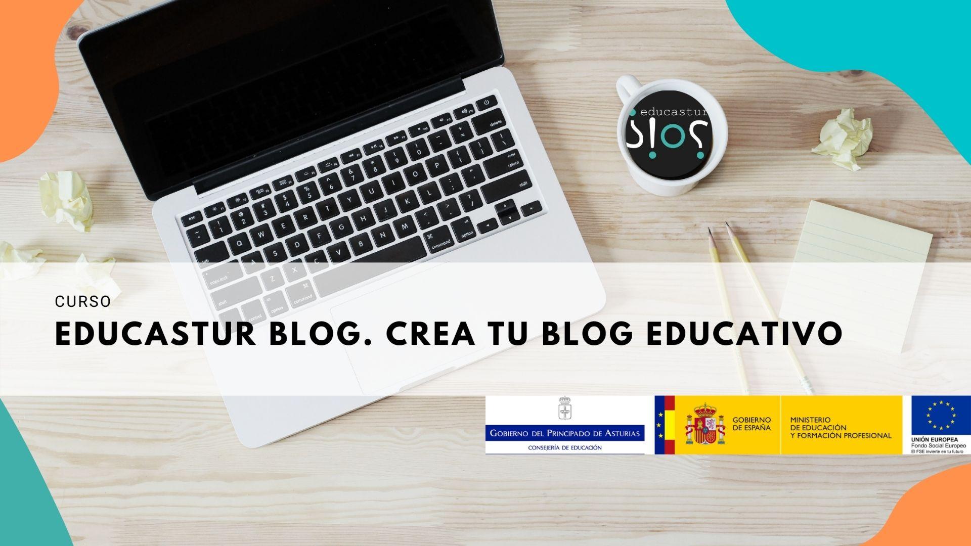 "Publicada lista de admisión Curso ""Educastur Blog. Crea tu blog educativo (2ª edición)"""