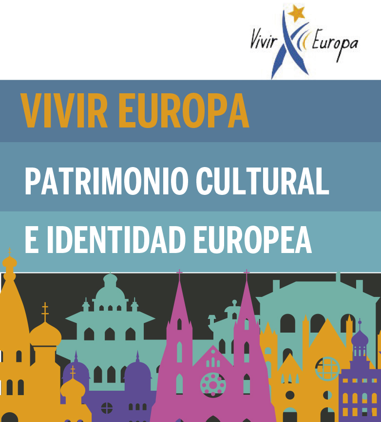 Convocado el curso a distancia Vivir Europa: Patrimonio cultural e identidad europea en educación secundaria