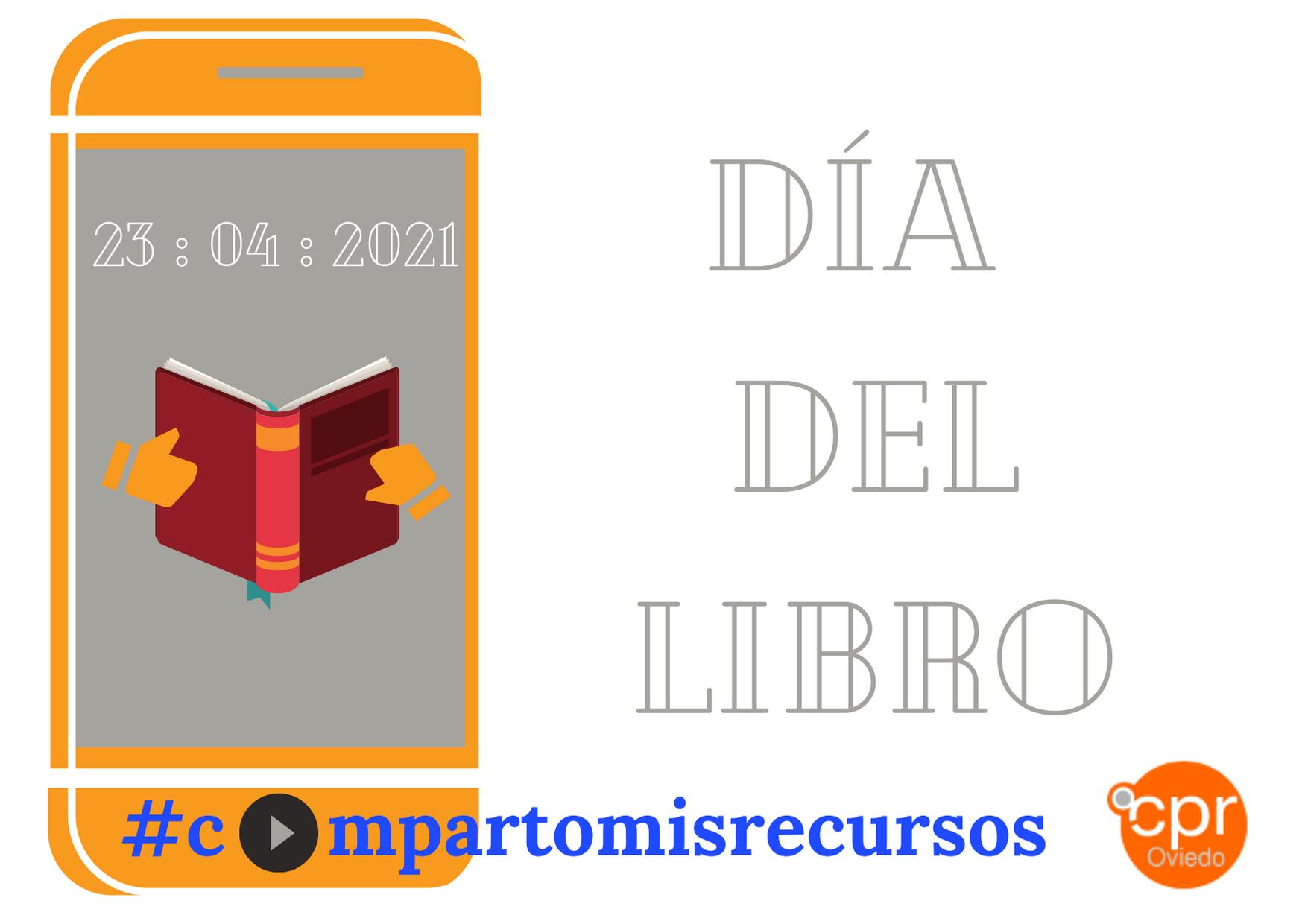 #23deabrilDíadelLibro #compartomisrecursos